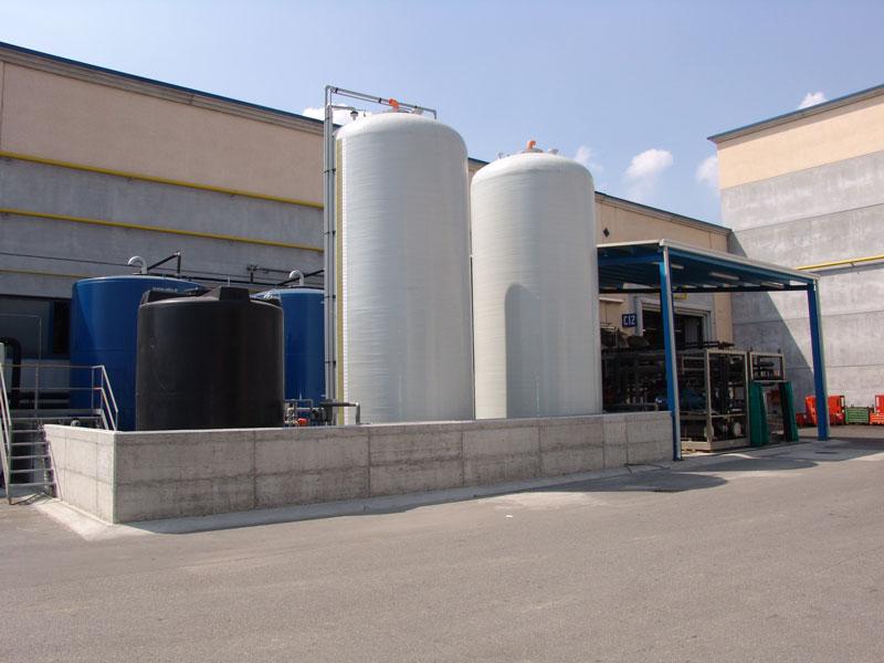 Soluzioni per il recupero delle emulsioni oleose dell'industria meccanica