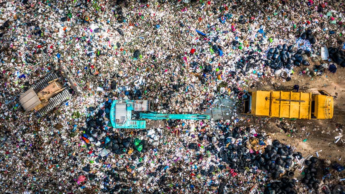 Discariche e impianti di trattamento dei rifiuti