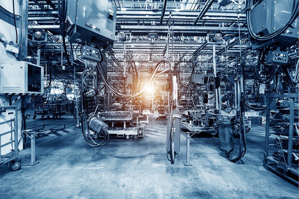 Industria meccanica e trattamenti superficiali