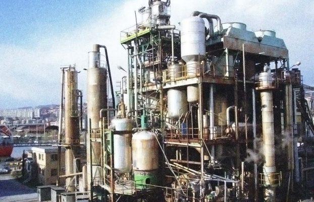 Efficienza energetica nell'industria chimica