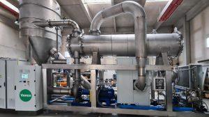 impianto di trattamento rifiuti liquidi