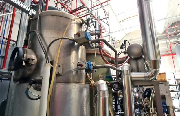 Evaporatori industriali. Scarico zero nella galvanica